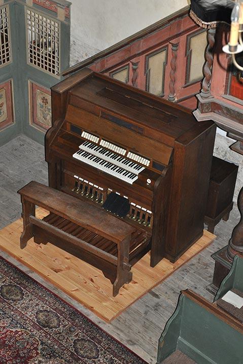 Lindholm-Harmonium-Modell-I